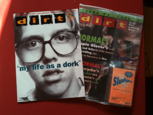 The Short-Lived Dirt Magazine