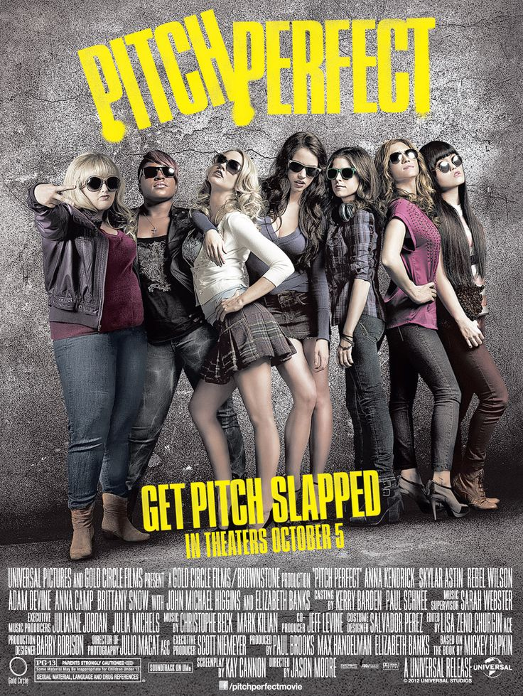 Nonton Pitch Perfect 3 Subtitle Indonesia : nonton, pitch, perfect, subtitle, indonesia, Pitch, Perfect, (2012), Culture, Thoughts