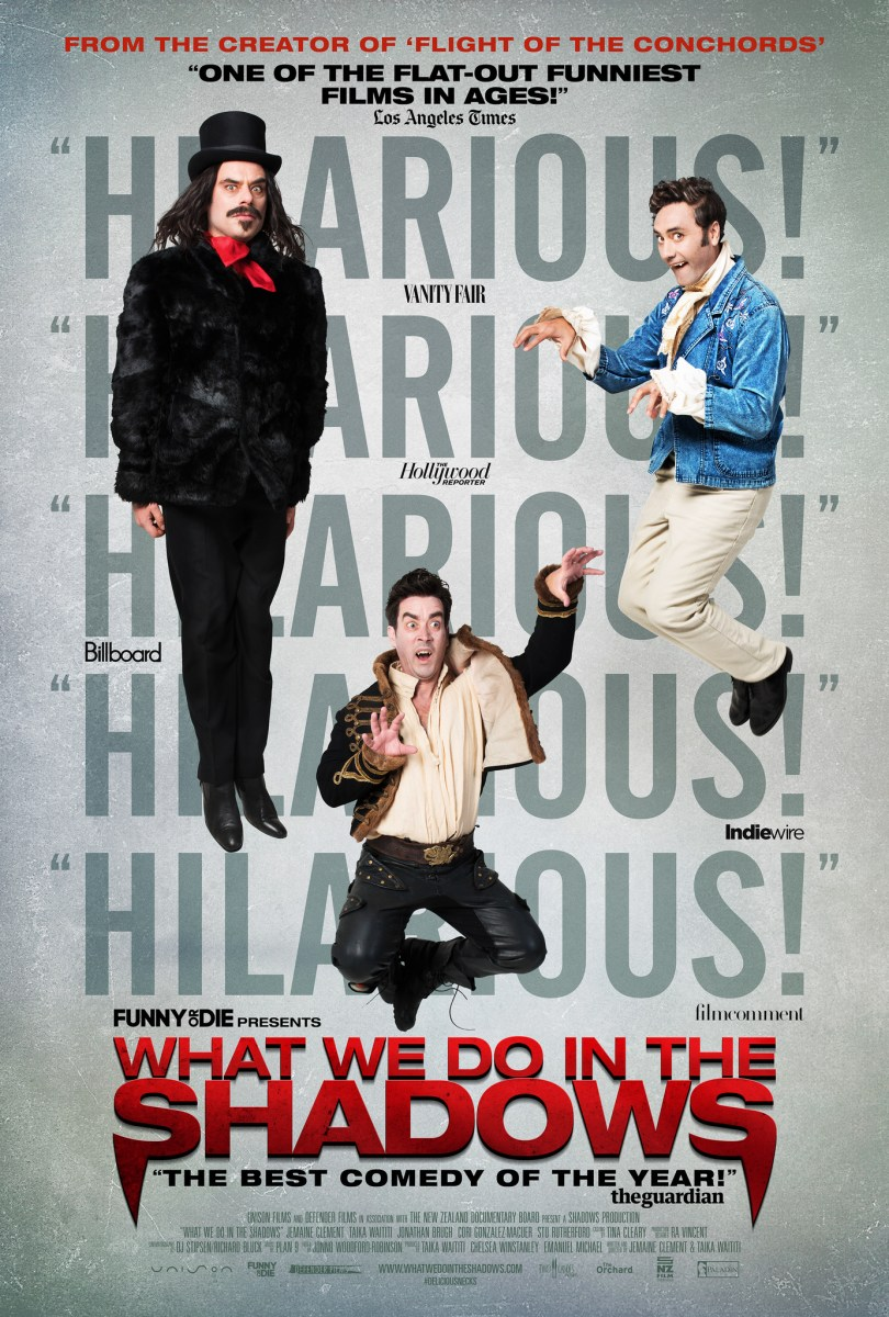 What We Do in the Shadows 2014 Pop Culture Thoughts