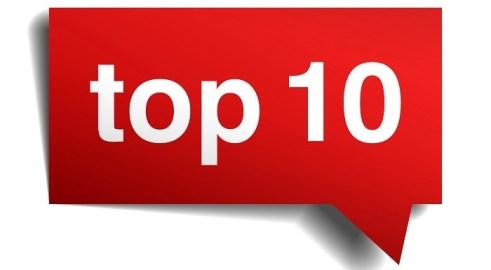 TOP 10 - dainų reitingai
