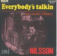 "Nilsson, ""Everybody's Talkin'"""