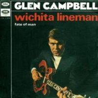 "Glen Campbell, ""Wichita Lineman"""