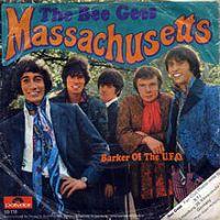 "Bee Gees, ""Massachusetts"""
