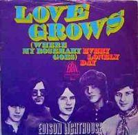 "Edison Lighthouse, ""Love Grows (Where My Rosemary Goes)"""