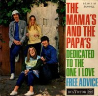 """The Mamas & the Papas, """"Dedicated to the One I Love"""""""