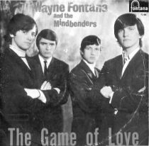 "Wayne Fontana & The Mindbenders, ""The Game of Love"""