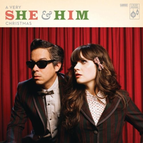 "She & Him, ""A Very Adorkable Christmas"""