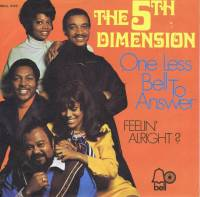 "The 5th Dimension, ""One Less Bell To Answer"""
