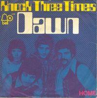 "Dawn, ""Knock Three Times"""