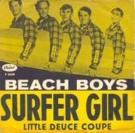 """The Beach Boys, """"Surfer Girl"""""""