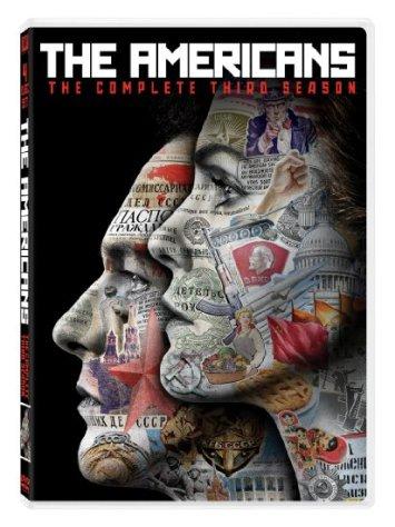 Americans s.3 dvd