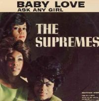 "The Supremes, ""Baby Love"""