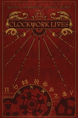 Clockwork Lives Book Cover
