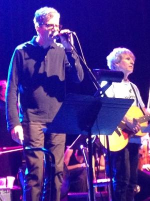Gary Louris and Chris Stamey