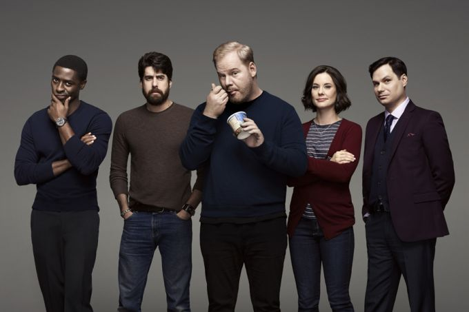 Jim Gaffigan Show Cast