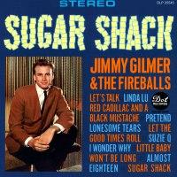"Jimmy Gilmer and The Fireballs, ""Sugar Shack"""