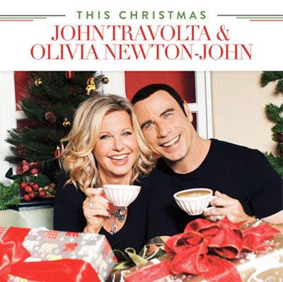 John Travolta & Olivia Newton-John -– This Christmas