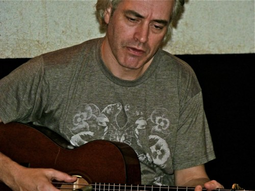 John Wesley Harding In The Studio Jan 2013