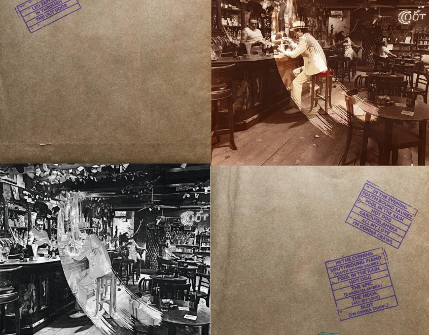 Reissue Review Led Zeppelin Quot In Through The Out Door Quot