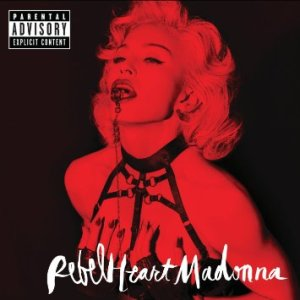 Madonna Rebel Heart Super Deluxe