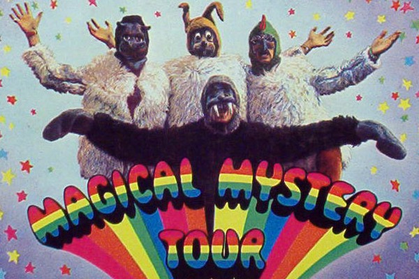 the 1 albums magical mystery tour. Black Bedroom Furniture Sets. Home Design Ideas
