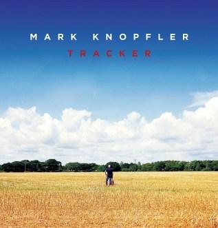 Mark Knopfler Tracker Album Cover
