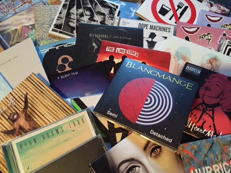 Popdose Best CDs 2015