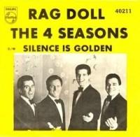 """The 4 Seasons, """"Rag Doll"""""""