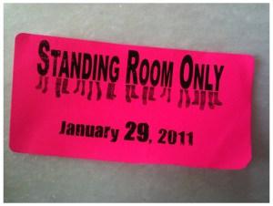 Midnight Ramble Ticket