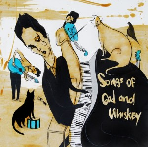 TATE - God Whiskey