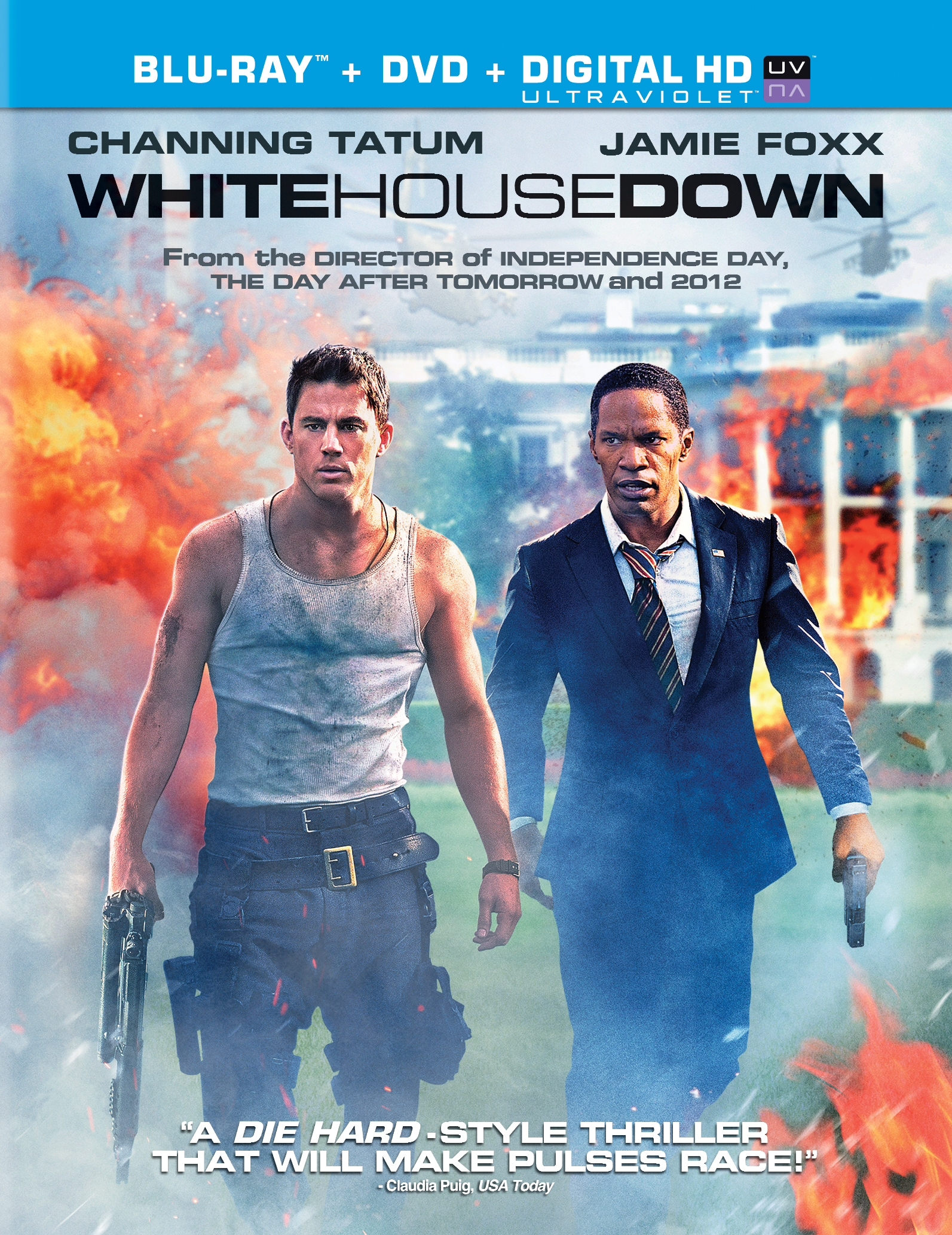 Bluray Review White House Down
