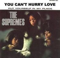 """The Supremes, """"You Can't Hurry Love"""""""