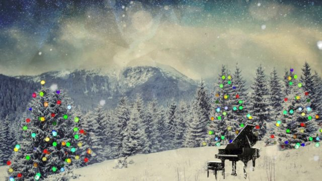 "Aretha Franklin - ""Silent Night"""