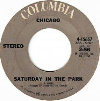 """""""Saturday in the Park"""" — Chicago"""