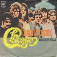 "Chicago - ""Beginnings"" / ""Colour My World"""