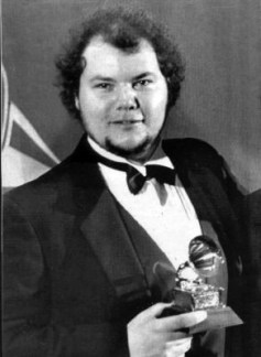 Christopher Cross Grammy Award