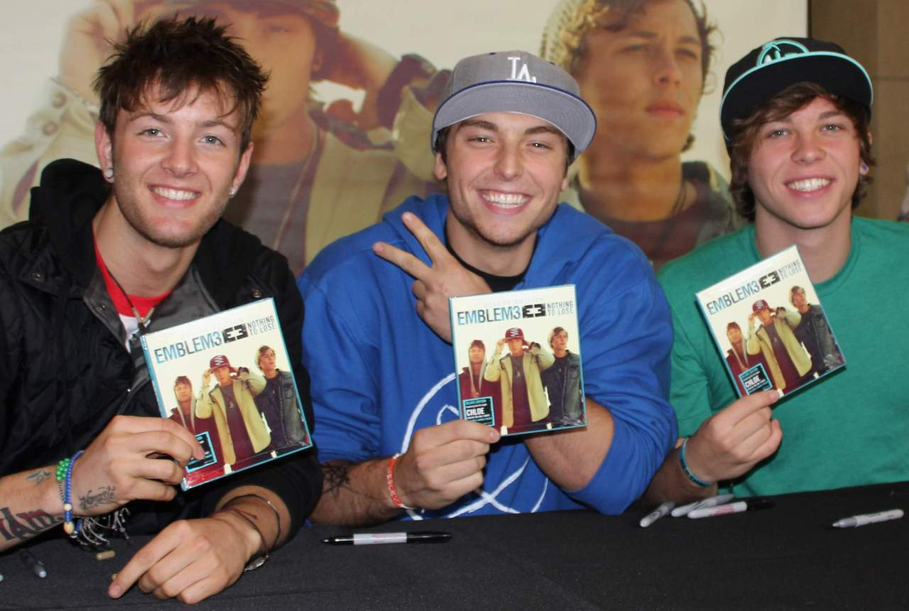 Rock of aging what bruce springsteen could learn from emblem3 m4hsunfo