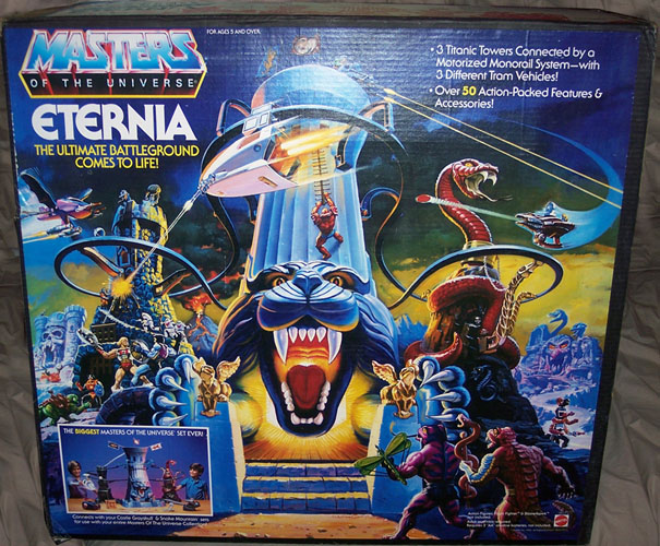 Eternia (He-Man and the Masters of the Universe) playset