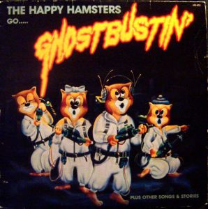 hamsters ghostbustin front