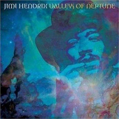 "Jimi Hendrix ""Valleys of Neptune"""