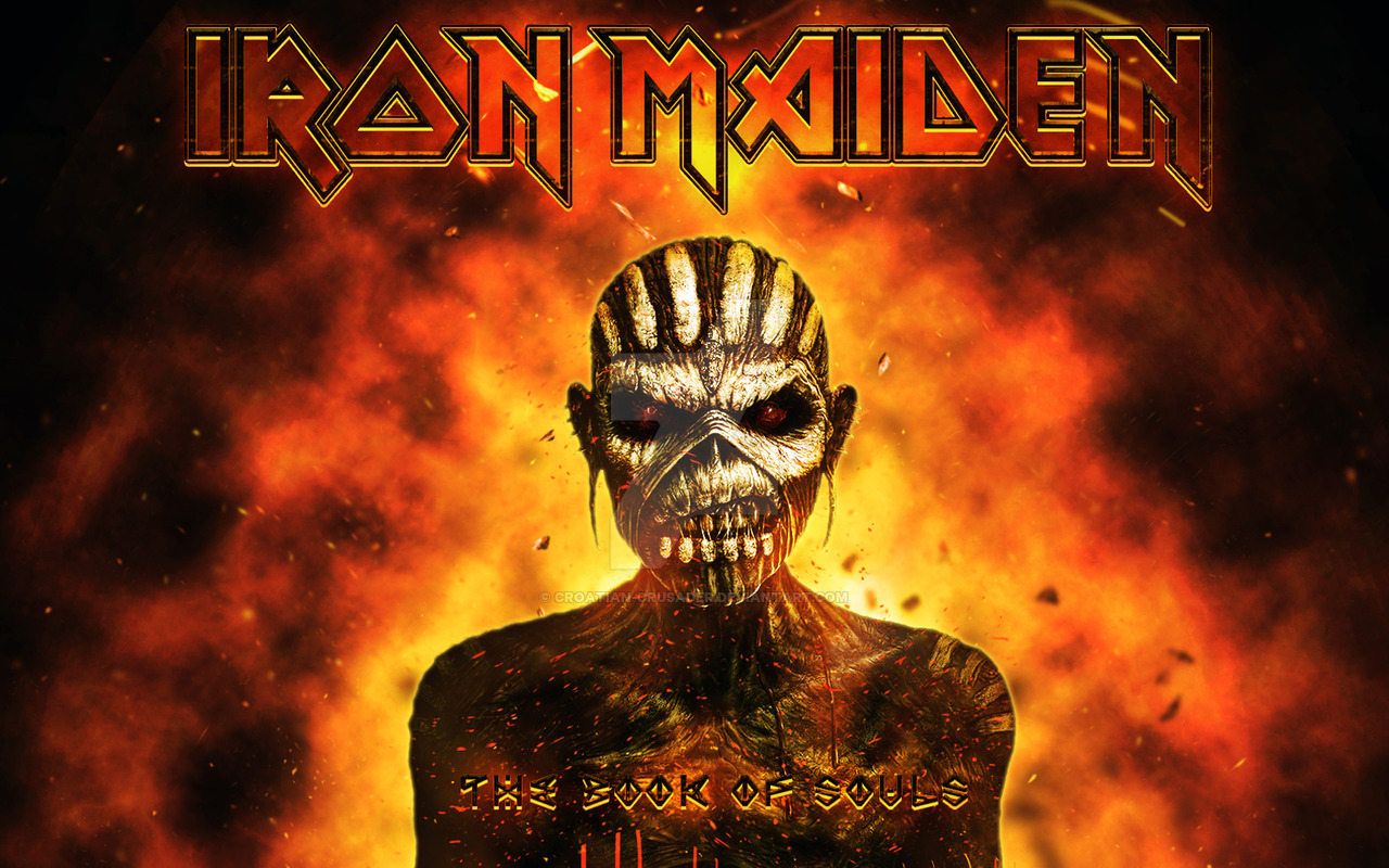 Album Review Iron Maiden The Book Of Souls