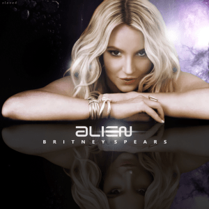 Isolated audio track of Britney Spears singing