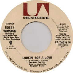 Bobby Womack - Lookin' For A Love