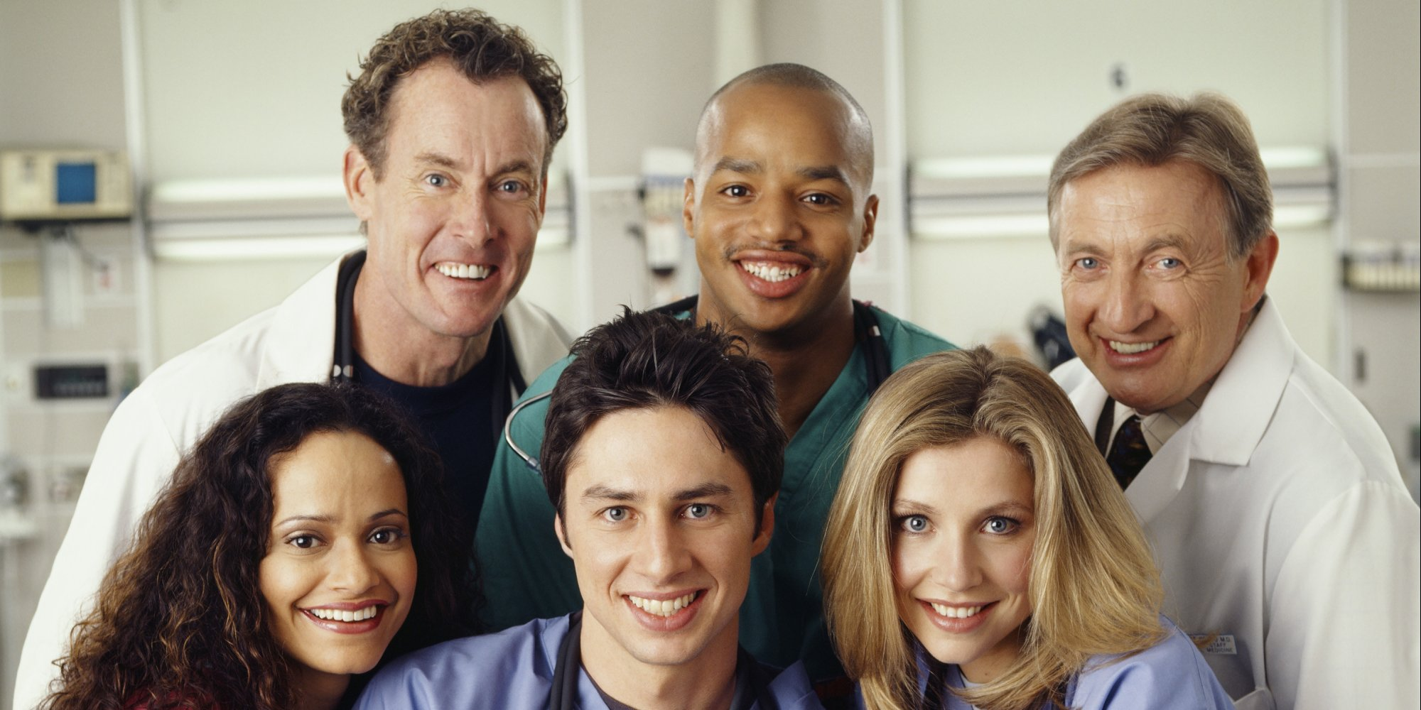 Join. And scrubs tv show cast