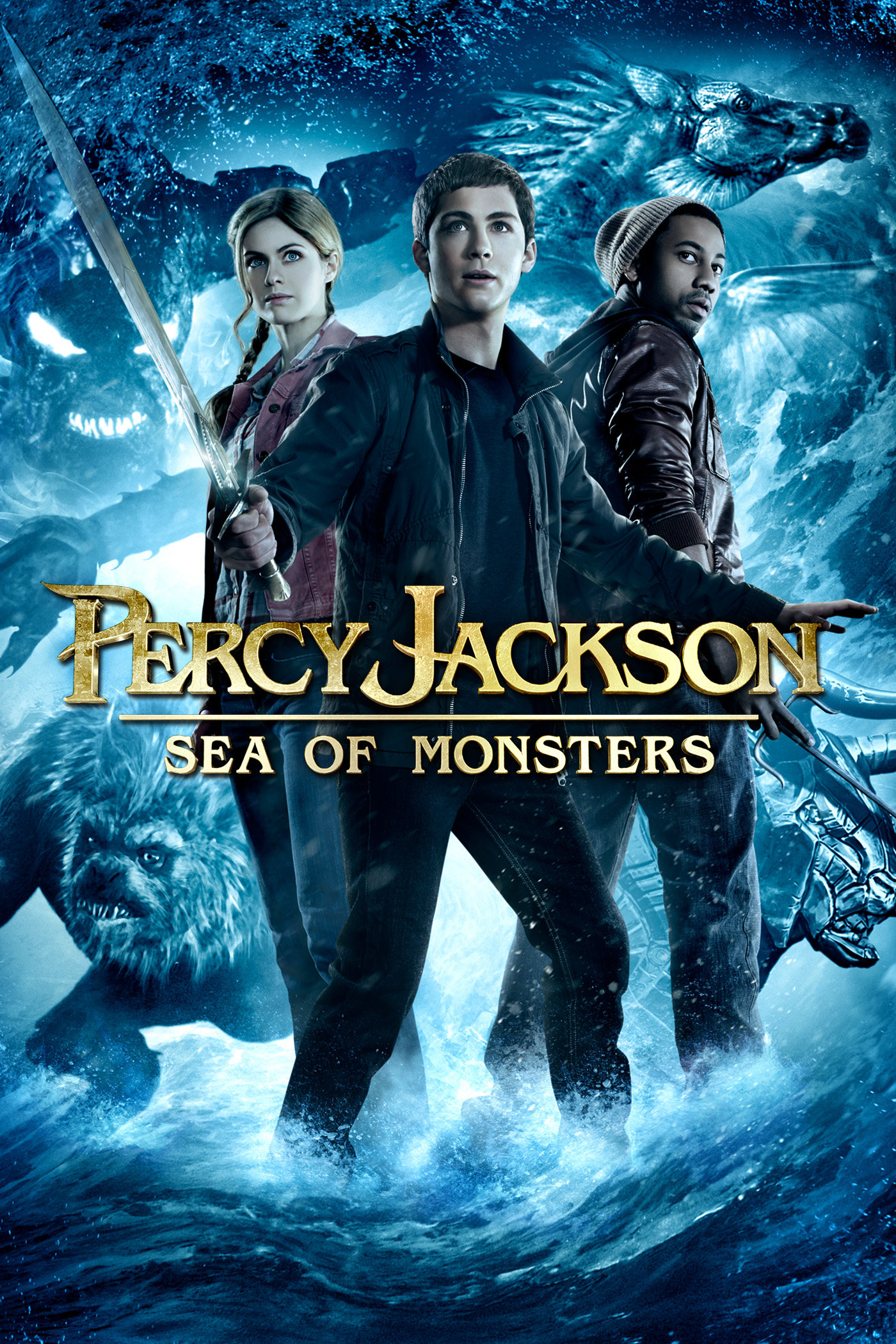 Film Review Percy Jackson Sea Of Monsters