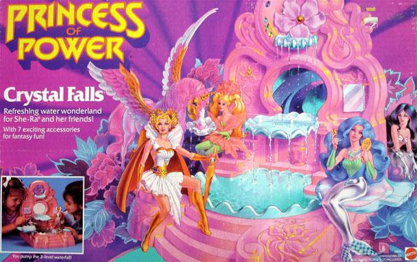 Crystal Falls (She-Ra: Princess of Power) playset