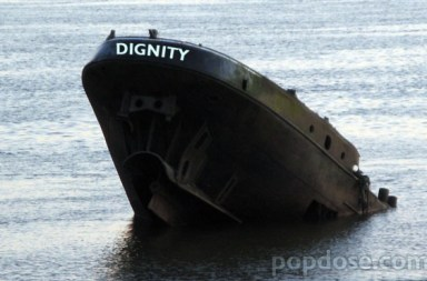 Sinking Ship of Musical Cruises