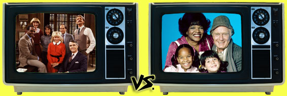 '80s Sitcom March Madness - (1) Benson vs. (8) Punky Brewster