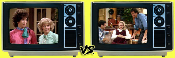 '80s Sitcom March Madness - (3) Bosom Buddies vs. (6) It's Garry Shandling's Show