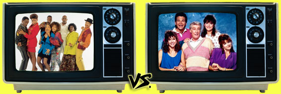 '80s Sitcom March Madness - (2) A Different World vs. (10) Empty Nest